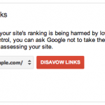 3 Conspiracy Theories About Google's Disavow Links Tool