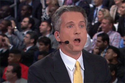 Bill Simmons is shocked